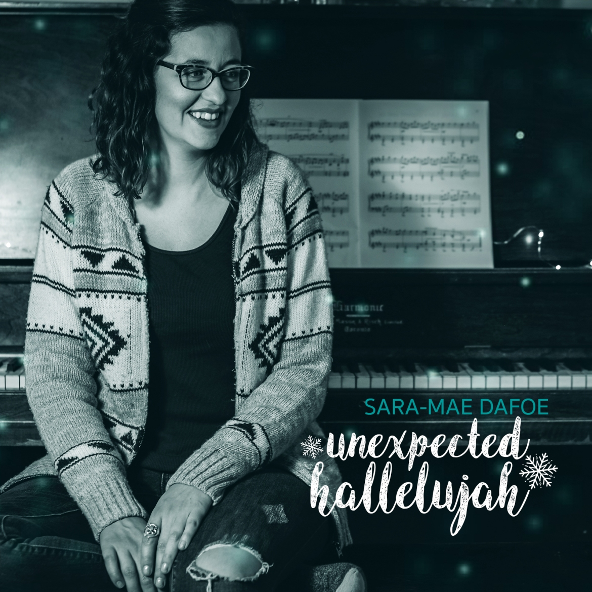 unexpected hallelujah digital cover